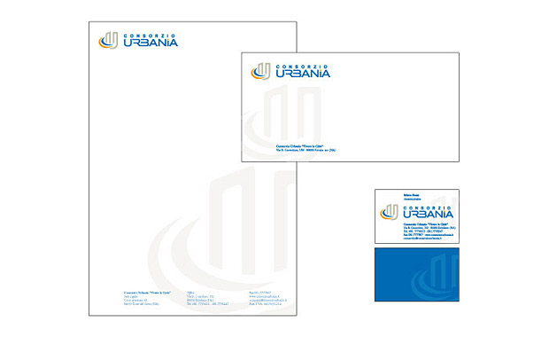 cu stationery design
