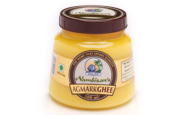 ghee packaging design