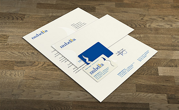 design carta intestata, corporate identity