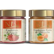 packaging design marmellate